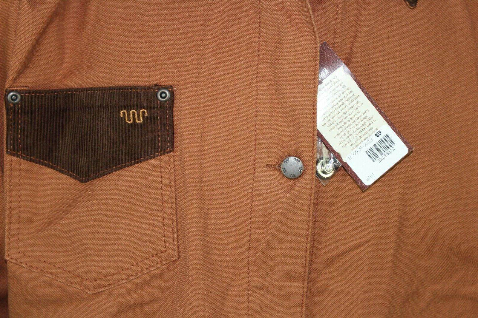 King Ranch Kineno 2XL Brown