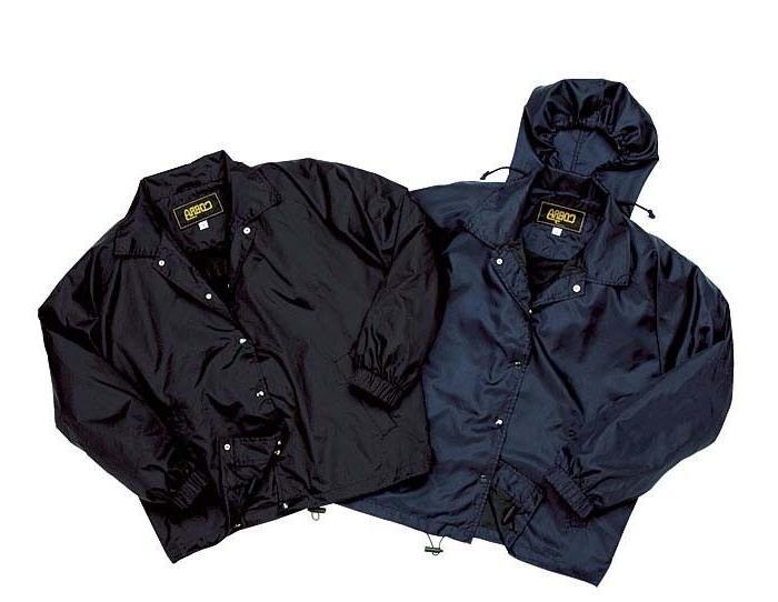 men s lined hooded windbreaker jacket