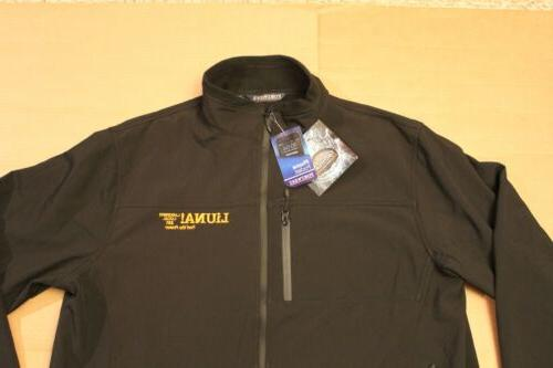 Portwest L/S Softshell Jacket Black