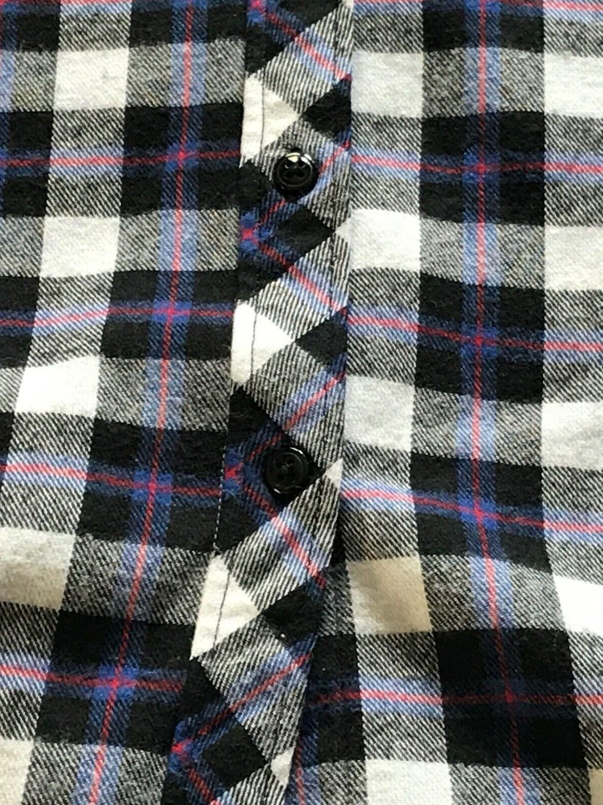 Fleece Lined Plaid