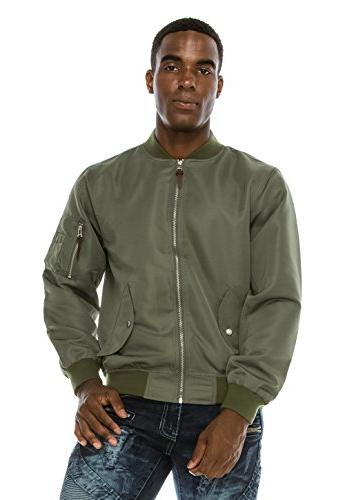 men s ma 1 windbreaker flight jacket