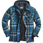 Legendary Whitetails Men's Maplewood Hooded Shirt Jacket XX-