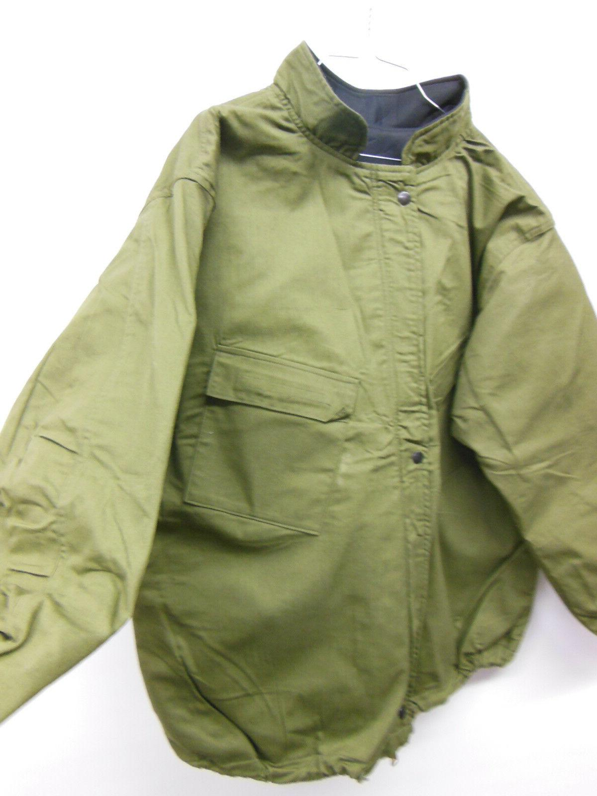 Men's MILITARY Size - Special Insulation DETAILS NOS