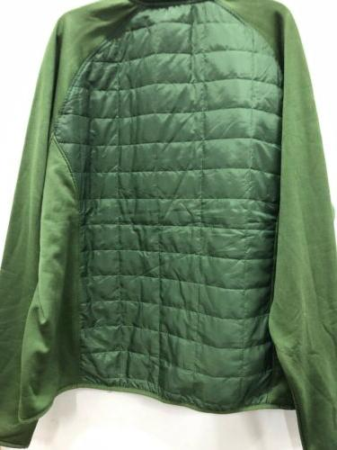 Orvis Men's Mixed Media Jacket Sage Size