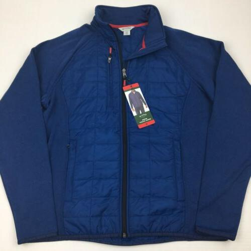 Men's Mixed Jacket Full