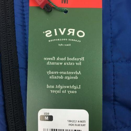 Men's Orvis Jacket Poly