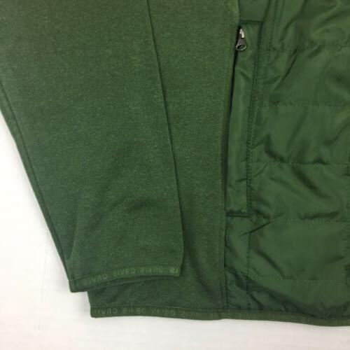 Men's Mixed Jacket Blend Full Zip