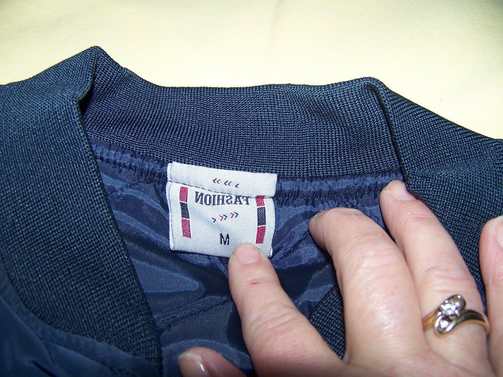 Fashion Men's NWT American Motors Decal Jacket Size M