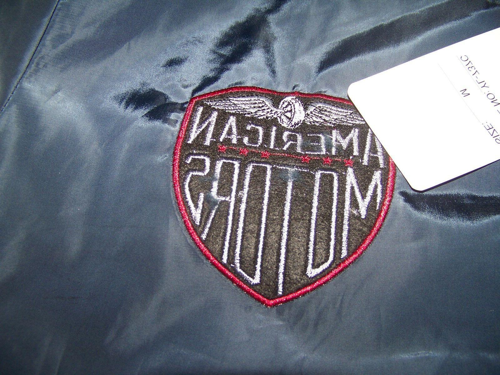 Fashion Men's NWT Motors Decal Size M