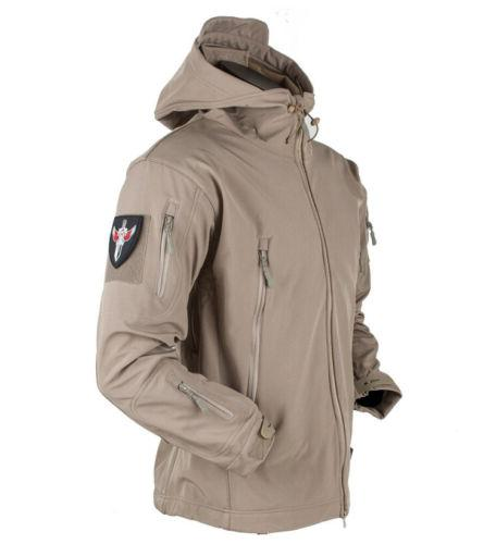 Men's Outdoor Tactical Winter Shell Military