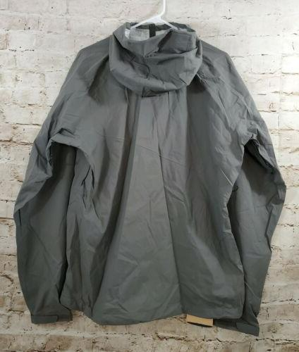 Outdoor Men's Panorama Point Jacket Gray Large NWT