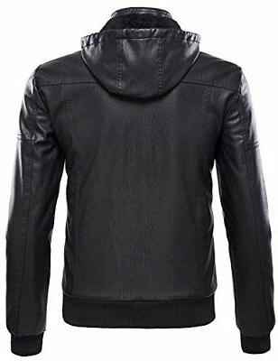 Tanming Jacket Hood Black
