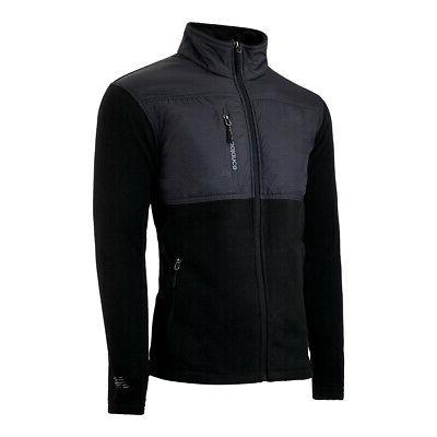 New Balance Men's Chest Full-Zip
