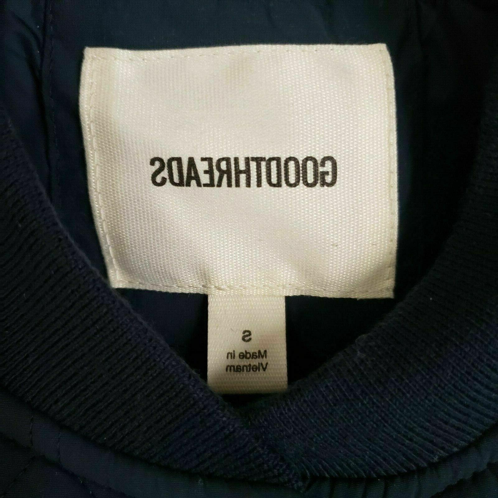 Goodthreads Men's Liner Jacket, Navy,