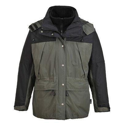 men s rain jacket waterproof breathable windproof