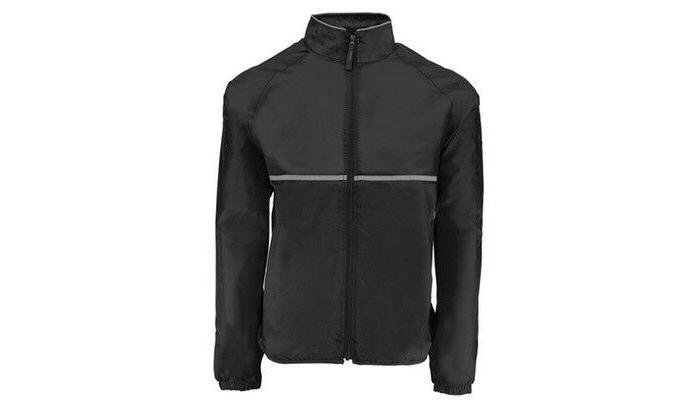 men s relay jacket black small