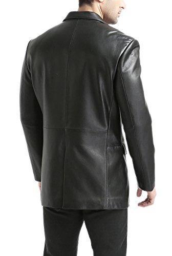 BGSD Men's Richard Two-Button Lambskin Leather - & Tall