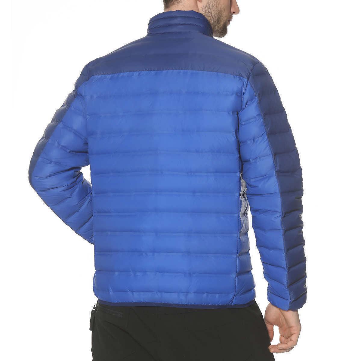 Gerry Down Jacket Color: Cobalt