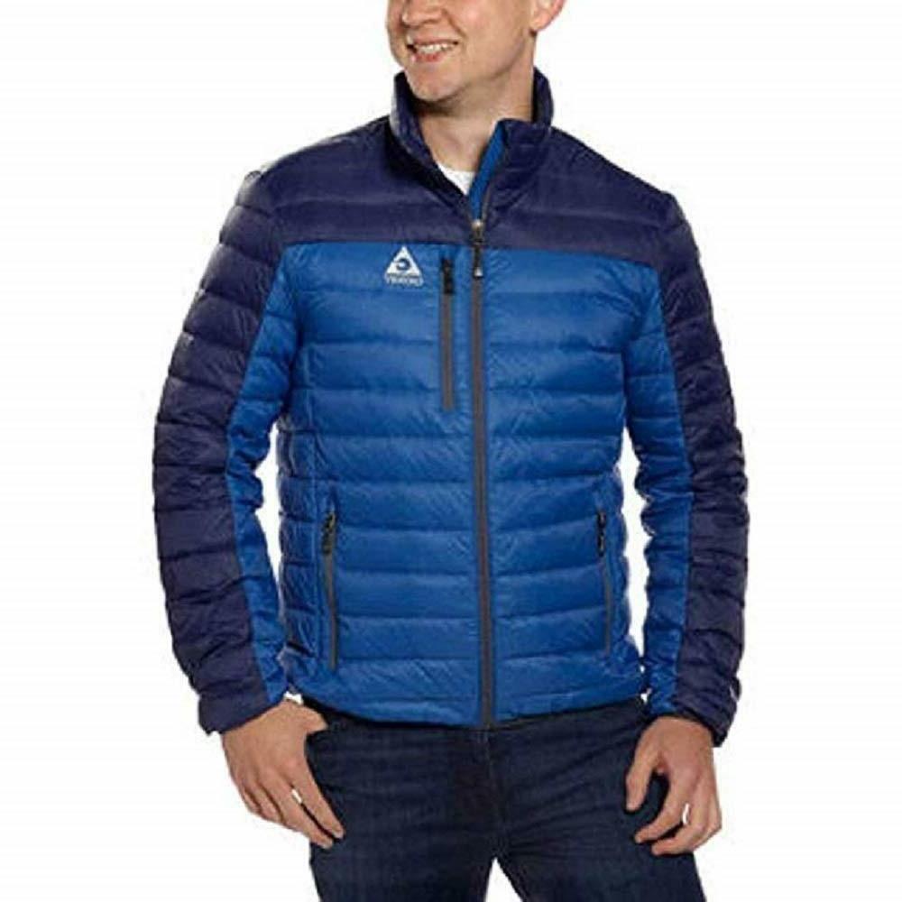men s seamless sweater down jacket lightweight
