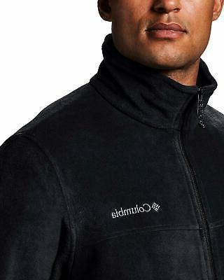 Columbia Men's Steens Mountain Full Zip Soft Fleece Jacket