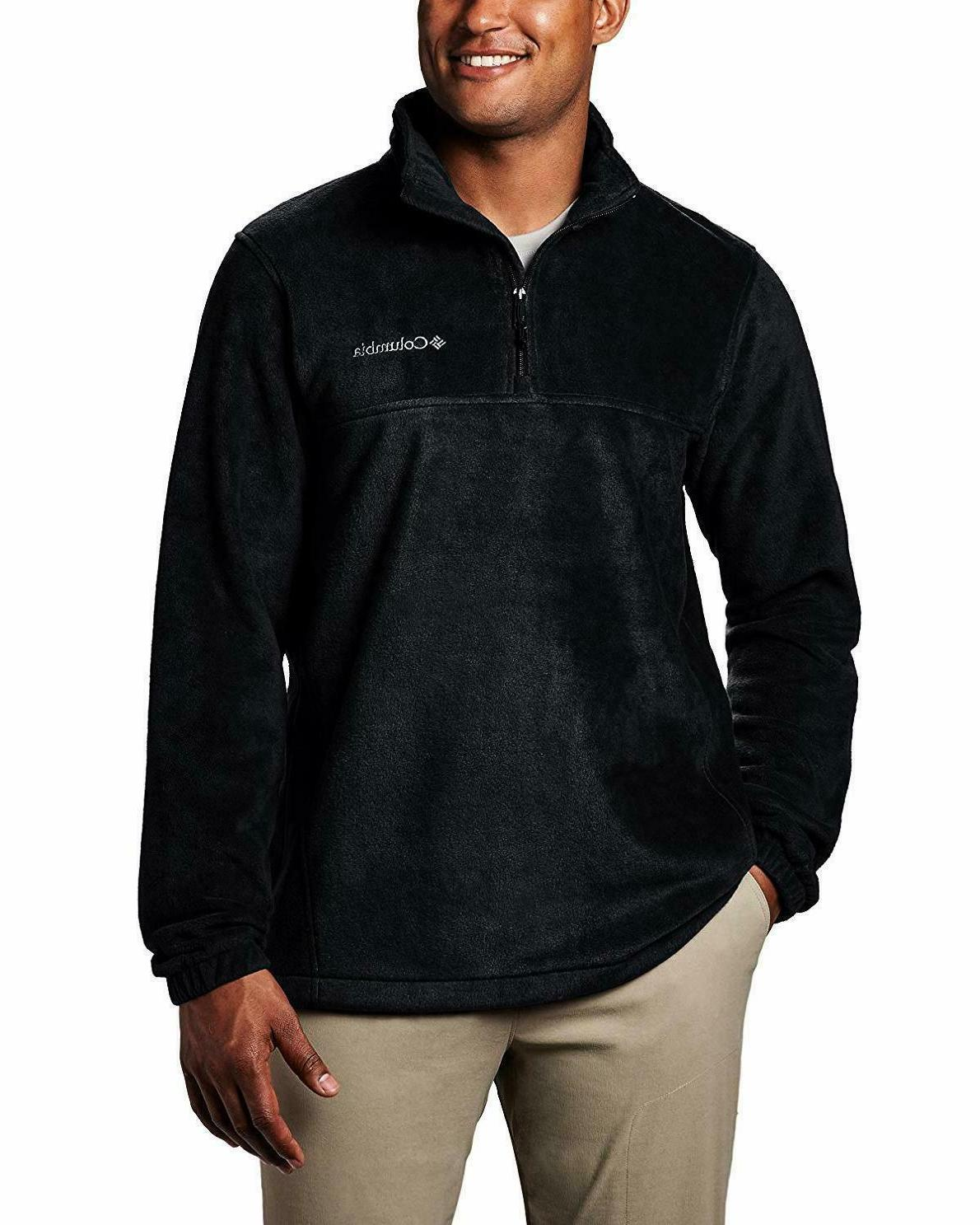 men s steens mountain half zip soft