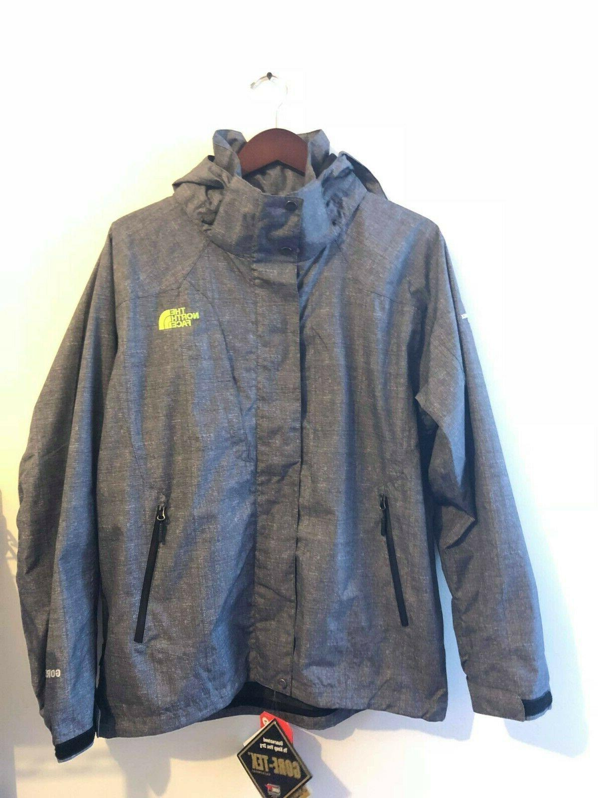 men s summit series gore tex raincoat