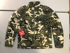 men s thermoball jacket large camo nwt