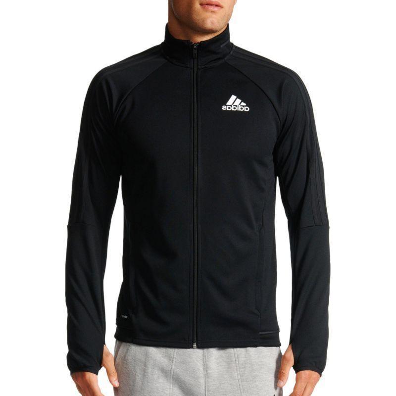 adidas Men's 17 Training Jacket Black