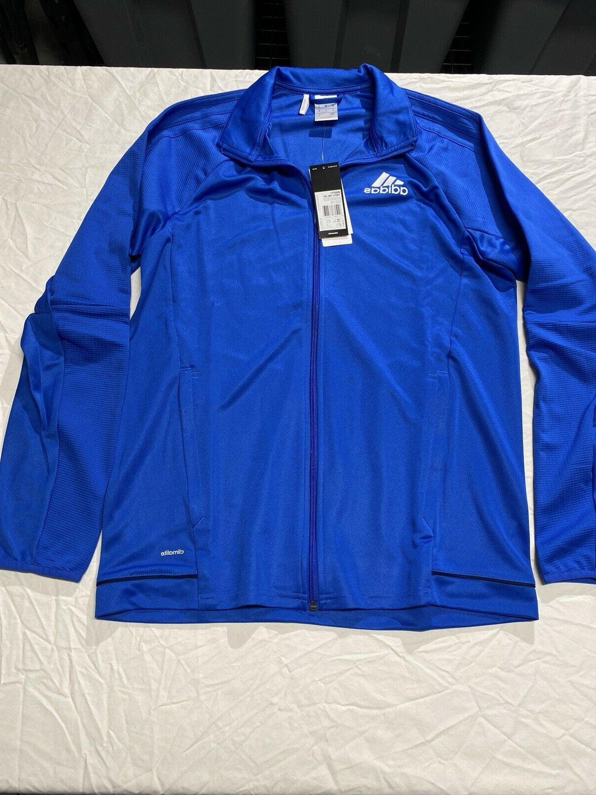 men s tiro 17 training jacket medium