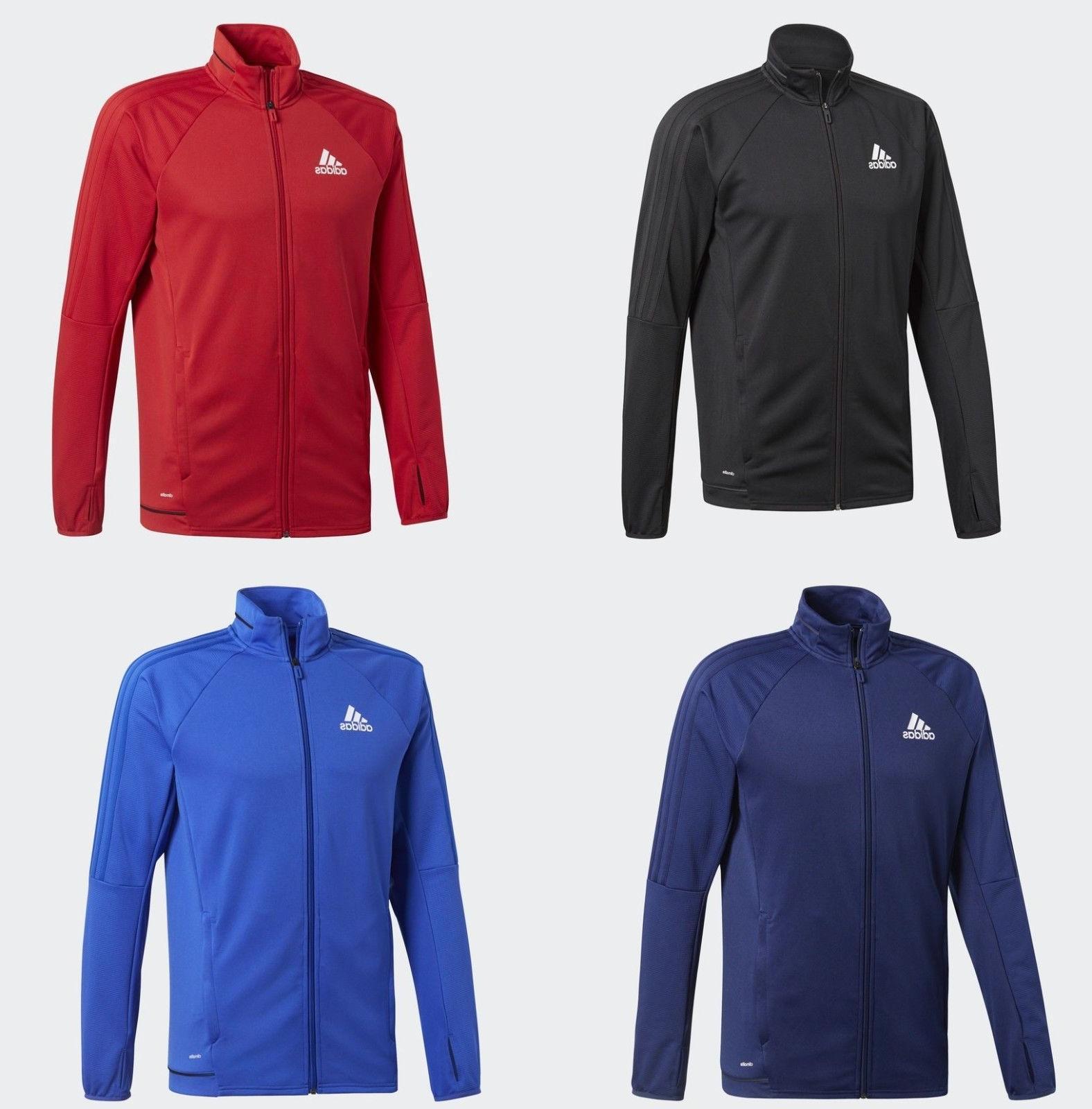 Adidas Men's Tiro 17 Training Jacket Only Running Track Suit