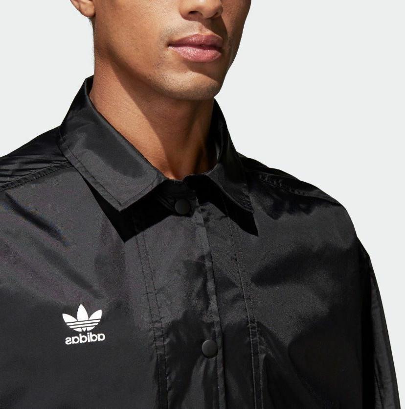 Adidas Jacket XL White Down Regular Fit