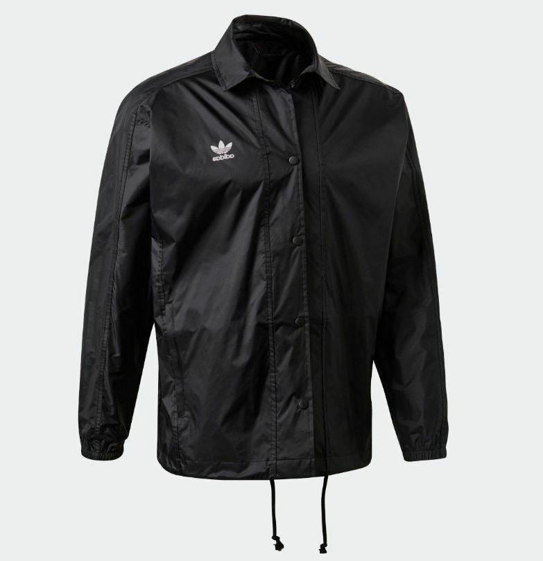 men s trefoil coach jacket size xl