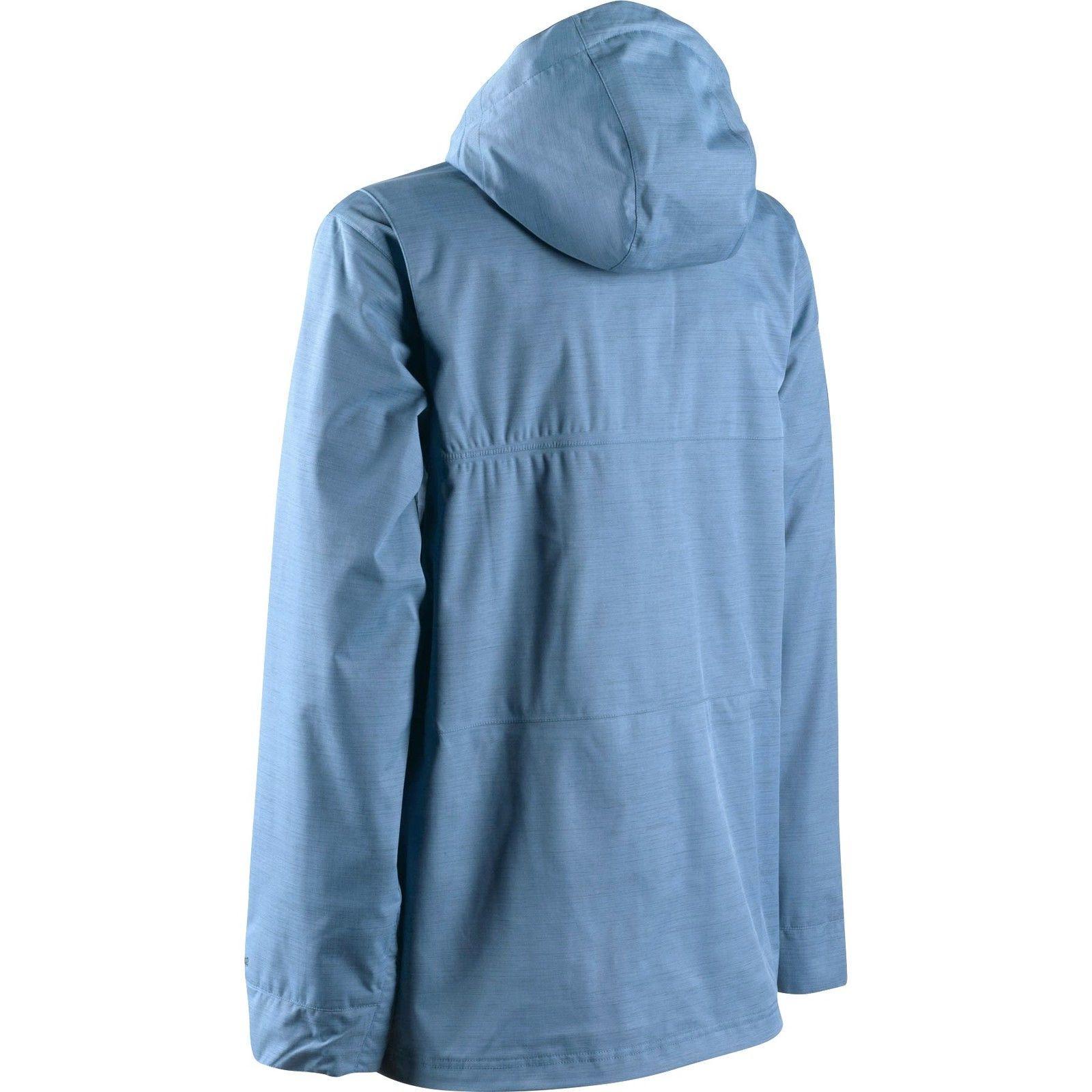 SPECIAL BLEND Men's Snow Jacket Drink it Blue - Size Medium -
