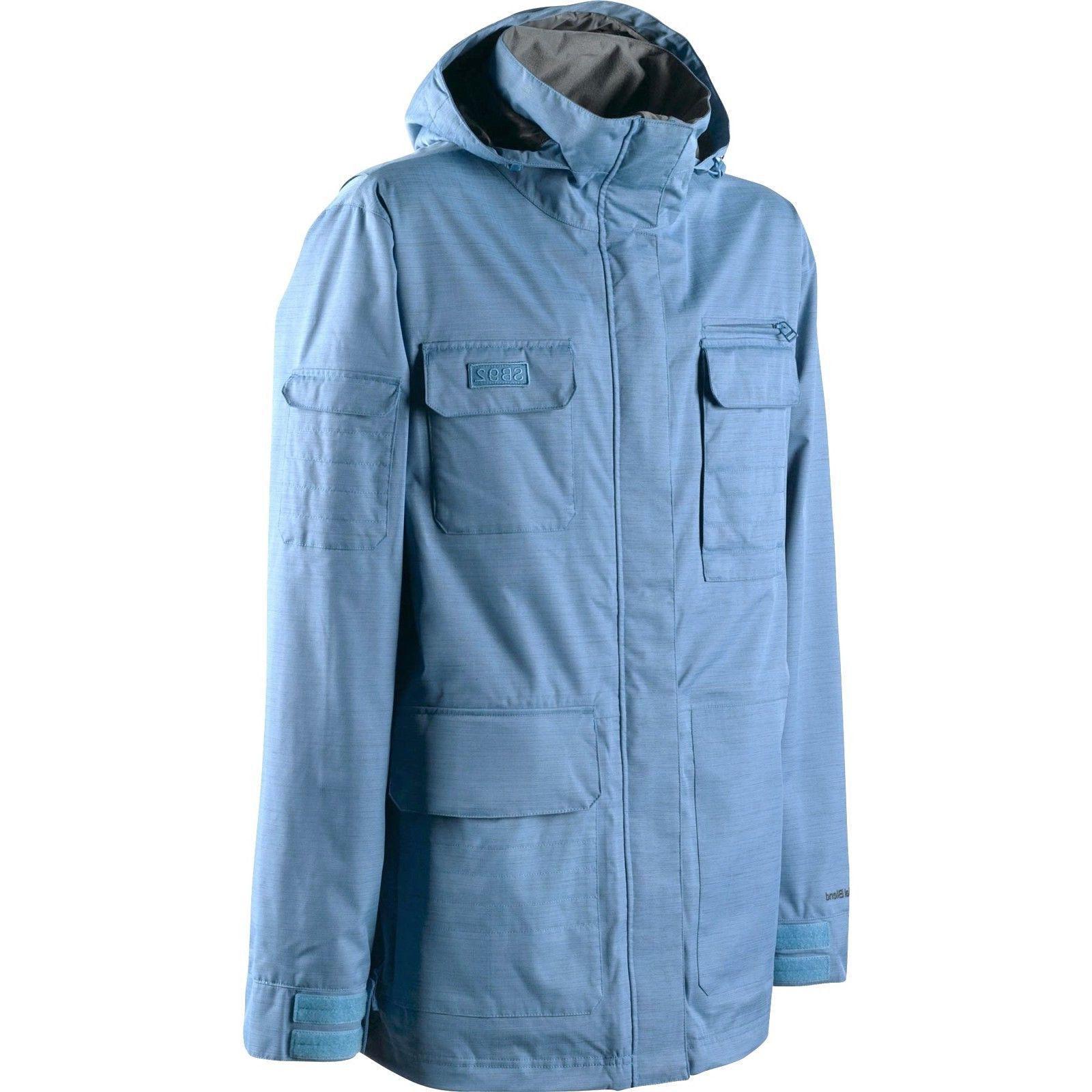 men s utility snow jacket drink it