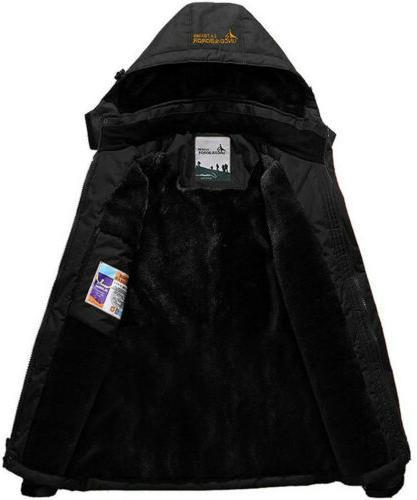 Men's Ski Coat Fleece