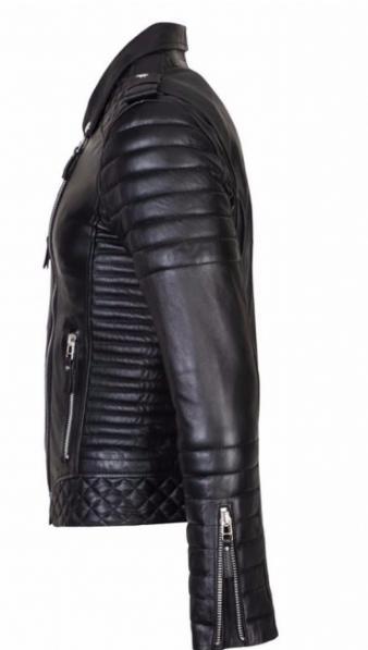 Men's Women Leather Jacket