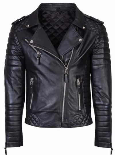 men s women kids genuine leather jacket