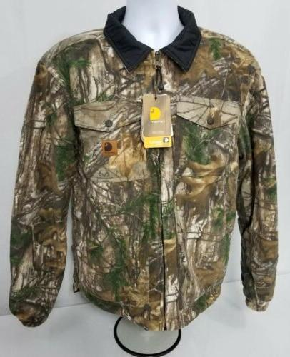 Carhartt reversible Jacket. Size