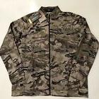 UNDER ARMOUR MEN'S XXL EARLY SEASON THREADBORNE CAMO FULL ZI