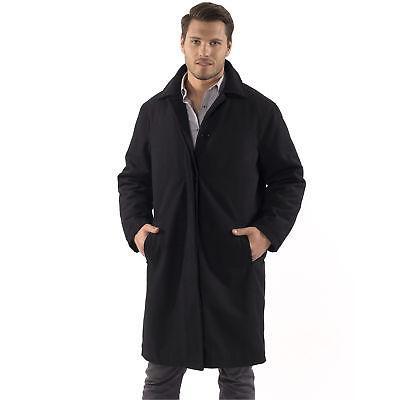 men s zach knee length jacket top
