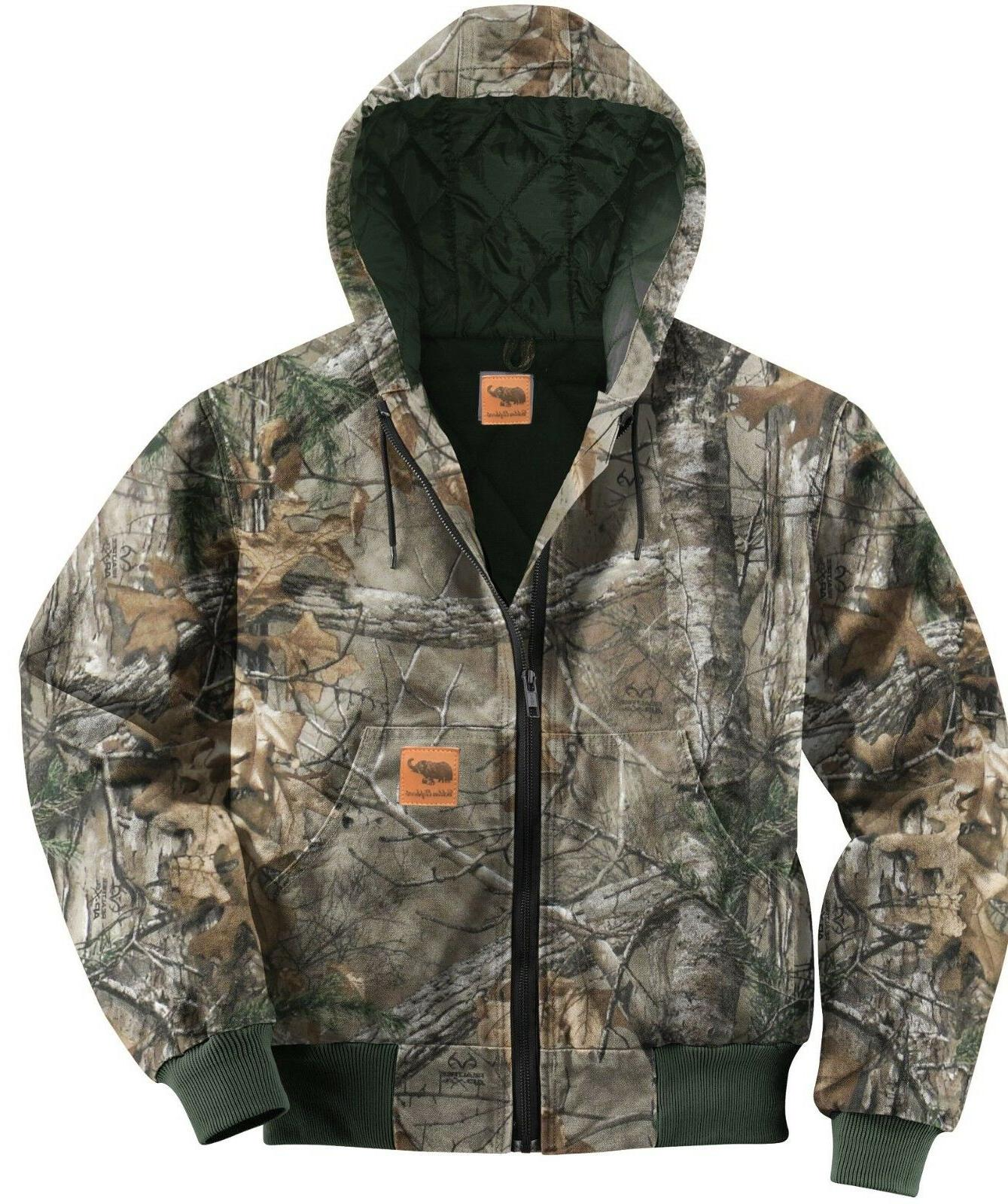 L&M Men's Jacket Quilted