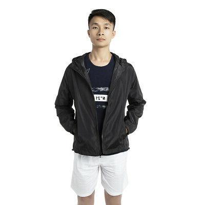 Men Jacket Hoodie Casual Coat