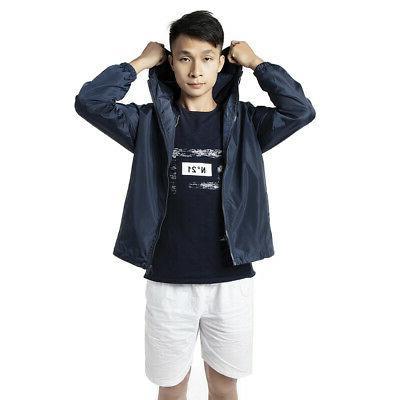Men Jacket Casual Outwear Coat
