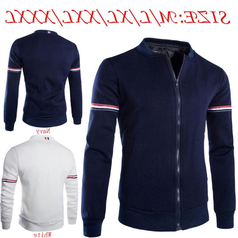 men winter decorative ribbon leisure jacket collar