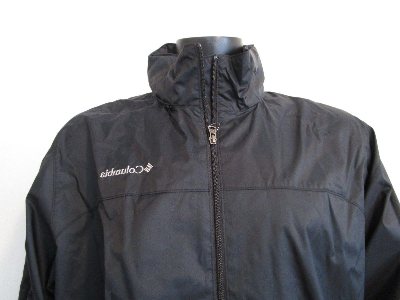 Mens 1X-2X-3X Raincreek Falls Jacket