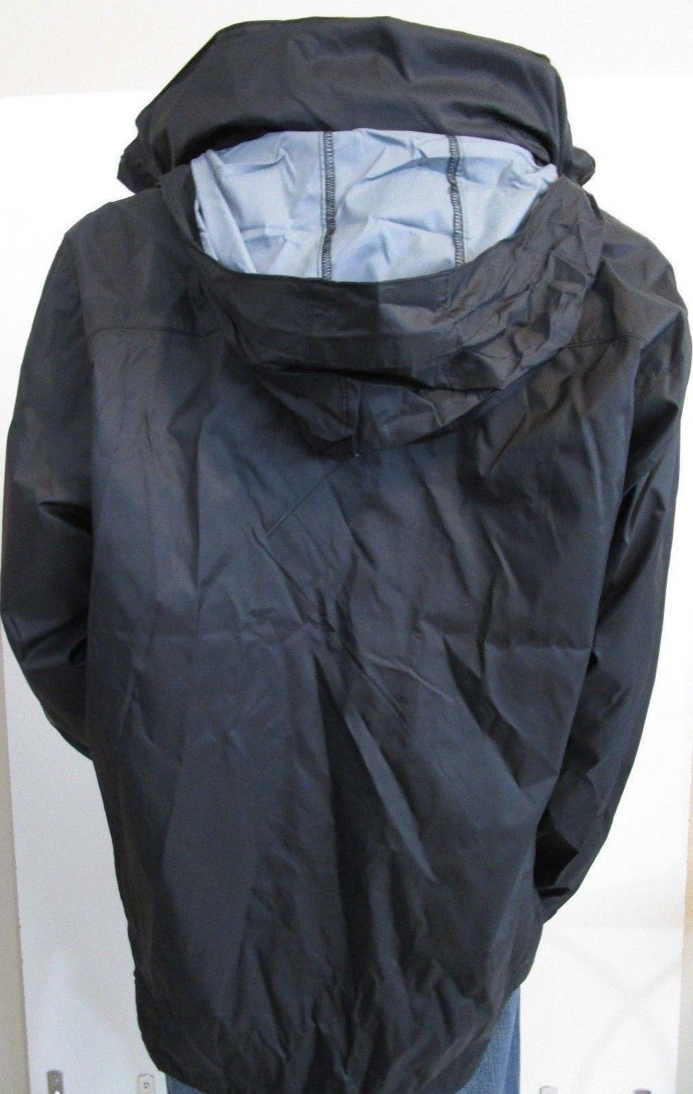 Mens Columbia Raincreek Falls Waterproof Jacket Black