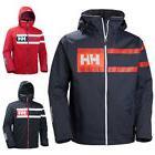 Helly Hansen Mens 2018 Power Sailing Waterproof Hooded Coat