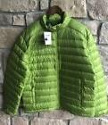 Mens Marmot Apollo 700 Fill Green XL Extra Large Puffer Jack