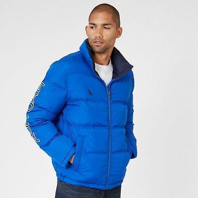 mens arctic puffer bomber jacket