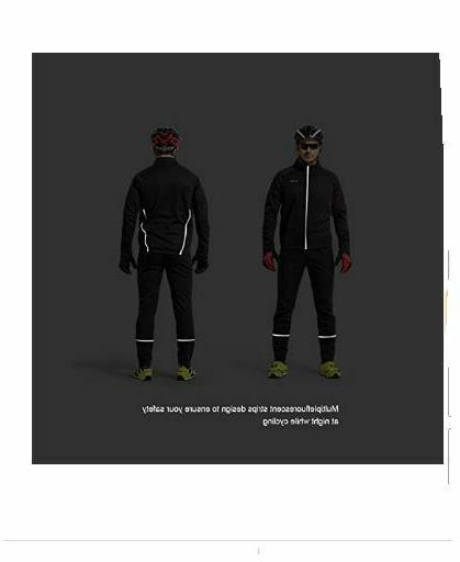 Mens 4ucycling Windproof Full Stretch Jacket